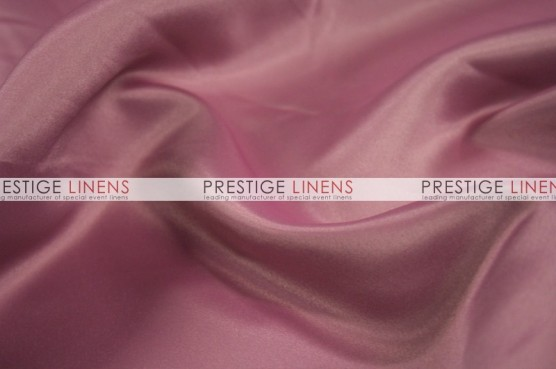 Lamour Matte Satin Table Linen - 530 Rose