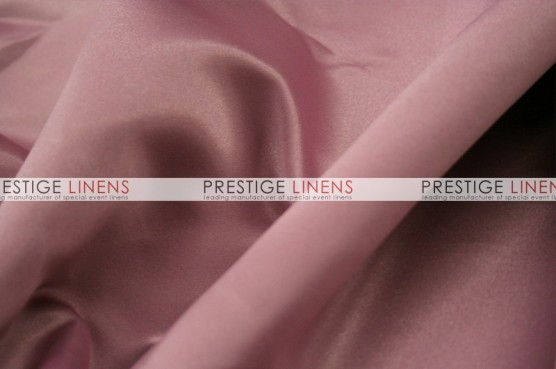 Lamour Matte Satin Table Linen - 532 Mauve