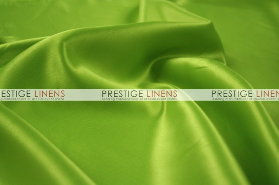 Lamour Matte Satin Table Linen - 726 Lime