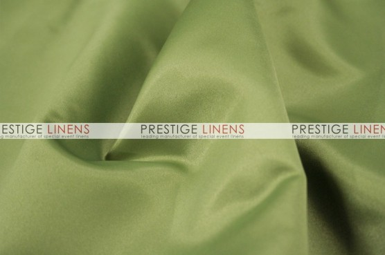 Lamour Matte Satin Table Linen - 728 Lettuce
