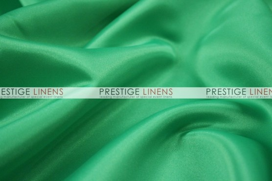 Lamour Matte Satin Table Linen - 734 Lt Green