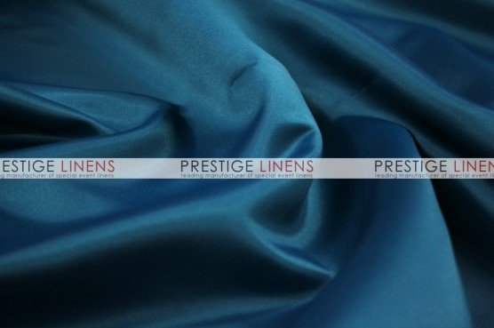 Lamour Matte Satin Table Linen - 759 Dk Teal