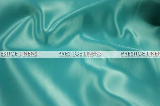 Lamour Matte Satin Table Linen - 936 Lt Aqua