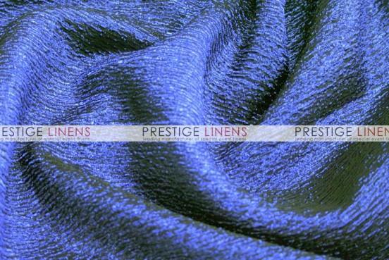 Luxury Textured Satin Table Linen - Navy