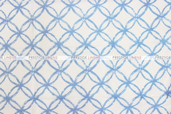 Meghan Table Linen - Azure