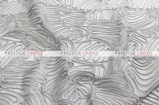 Minotaur Table Linen - Silver