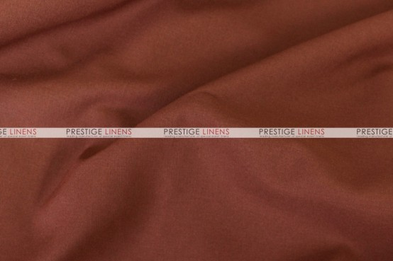 Mjs Spun Polyester Table Linen - Terracotta