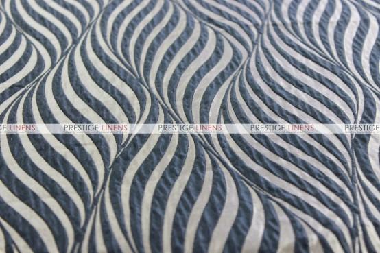 Morocco Table Linen - Black/Gold