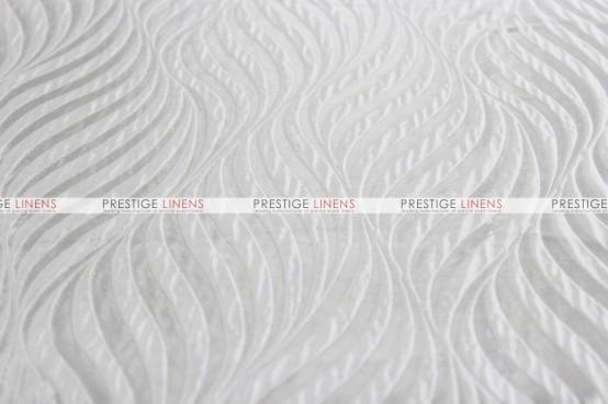 Morocco Table Linen - White