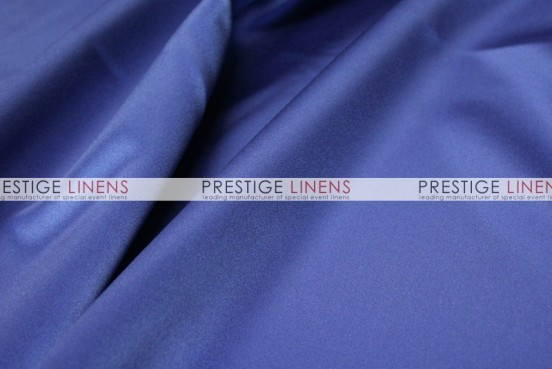Mystique Satin (FR) Table Linen - Bahama Blue