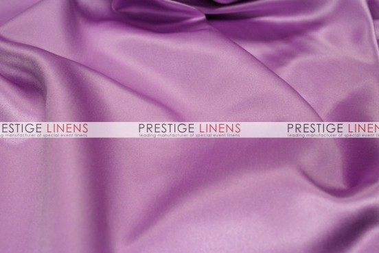 Mystique Satin (FR) Table Linen - Baja Orchid