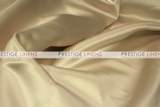Mystique Satin (FR) Table Linen - Champagne