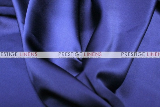 Mystique Satin (FR) Table Linen - Deep Royal