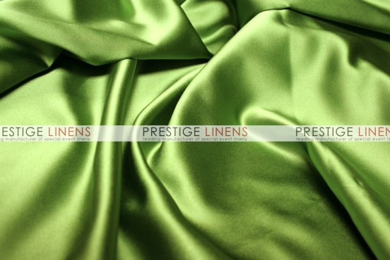 Mystique Satin (FR) Table Linen - Oxford Olive