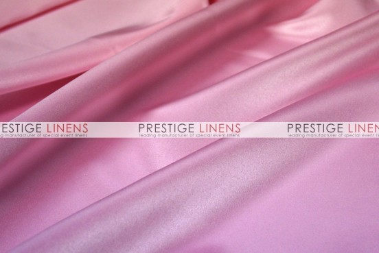 Mystique Satin (FR) Table Linen - Peppermint Pink