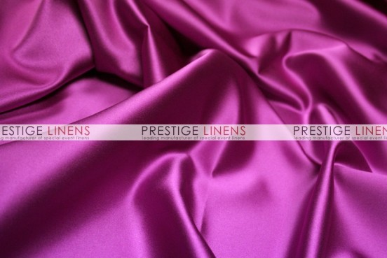 Mystique Satin (FR) Table Linen - Ultra Grape