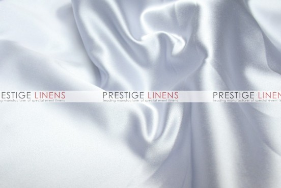 Mystique Satin (FR) Table Linen - Ultra White