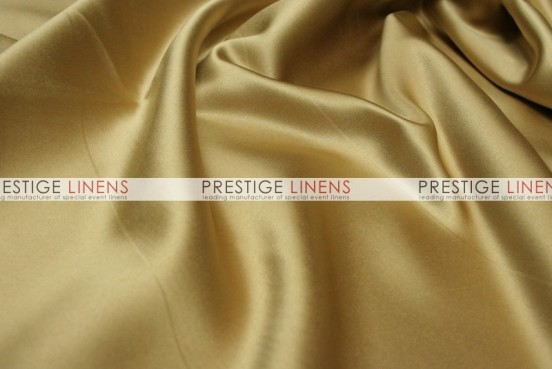 Mystique Satin (FR) Table Linen - Victorian Gold