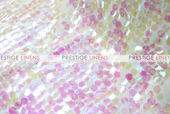 Payette Sequins (Shiny) Table Linen - Rainbow