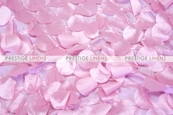 Petal Taffeta Table Linen - Pink