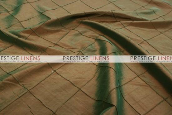 Pintuck Taffeta Table Linen - Lt Brown