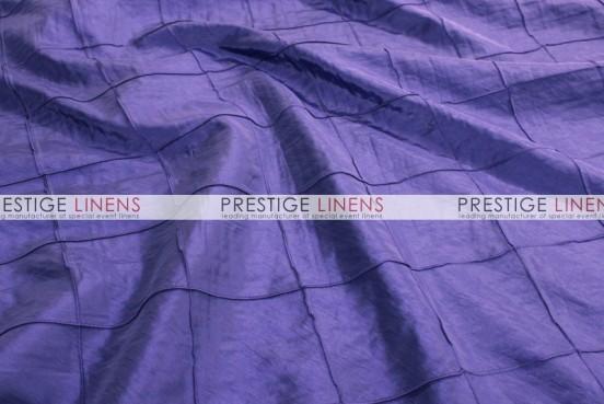 Pintuck Taffeta Table Linen - Purple