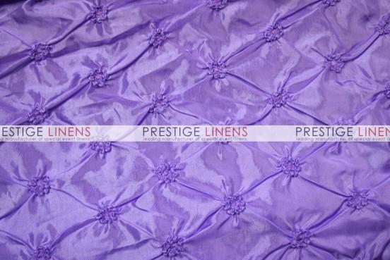 Pinwheel Taffeta Table Linen - Lavender