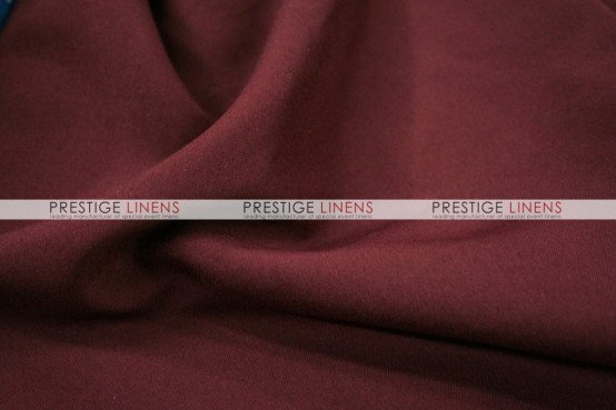 Polyester (Double Width) Table Linen - 628 Burgundy