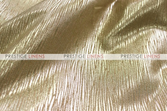 Pulse Table Linen - Gold