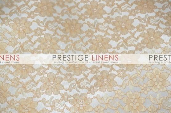 Rachelle Lace Table Linen - 226 Gold