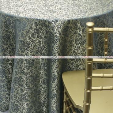 Ramsey Table Linen - Cloud Blue