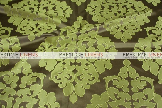Regal Jacquard Table Linen - Avocado