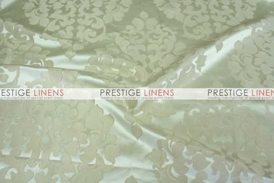 Regal Jacquard Table Linen - Ivory