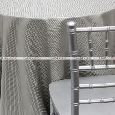 Rene Table Linen - Platinum