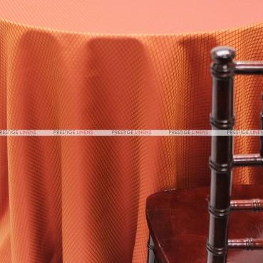 Rene Table Linen - Rust