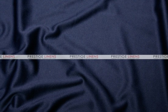 Scuba Stretch Table Linen - Navy