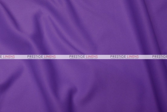 Scuba Stretch Table Linen - Purple