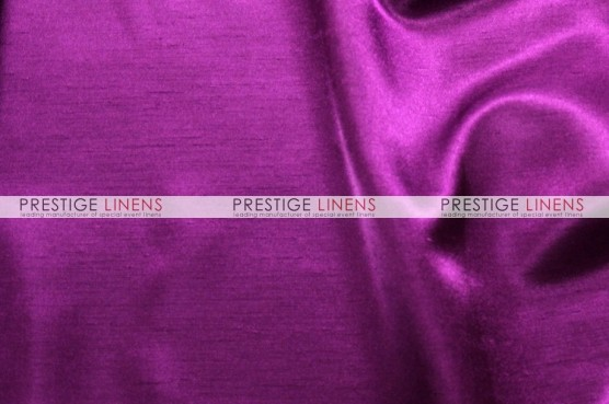 Shantung Satin Table Linen - 1049 Jewel Purple