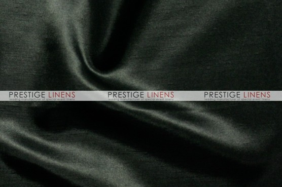 Shantung Satin Table Linen - 1127 Black