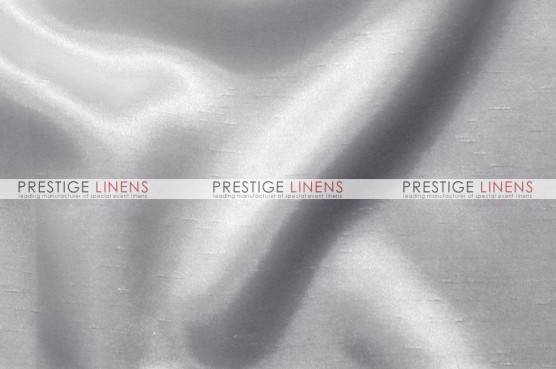 Shantung Satin Table Linen - 126 White