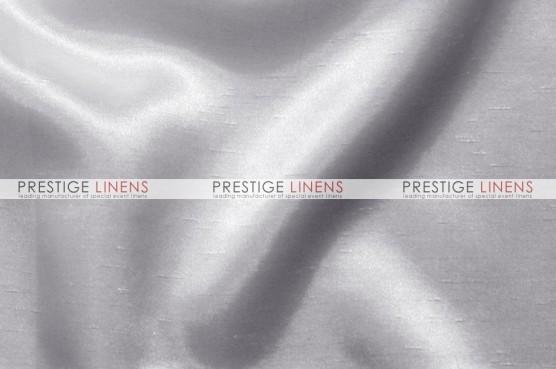Shantung Satin Table Linen - 126 White