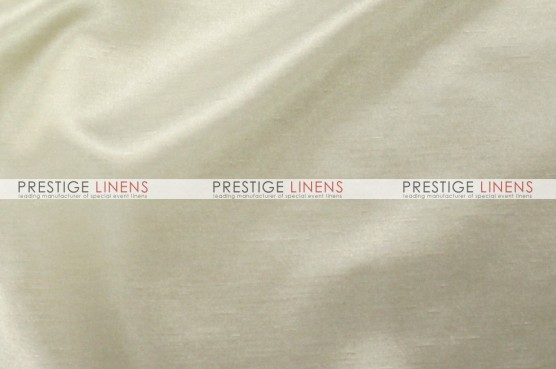 Shantung Satin Table Linen - 128 Ivory