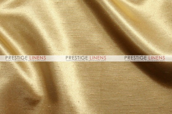 Shantung Satin Table Linen - 136 Honey
