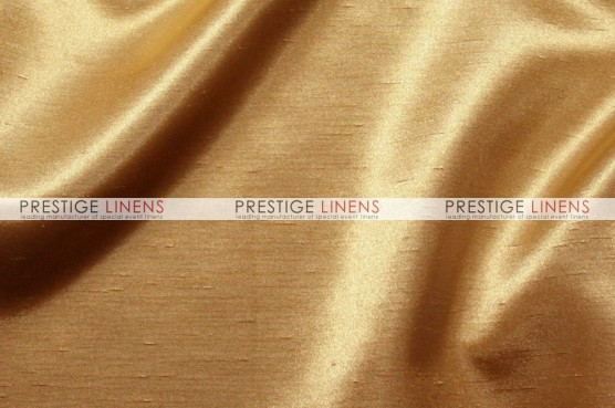 Shantung Satin Table Linen - 226 Gold