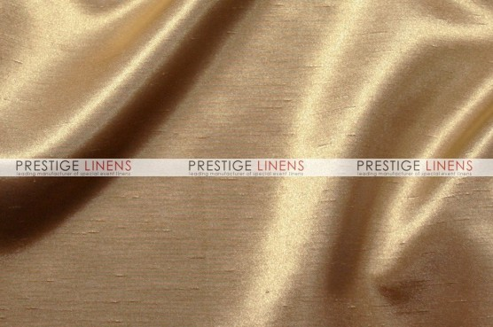 Shantung Satin Table Linen - 326 Khaki