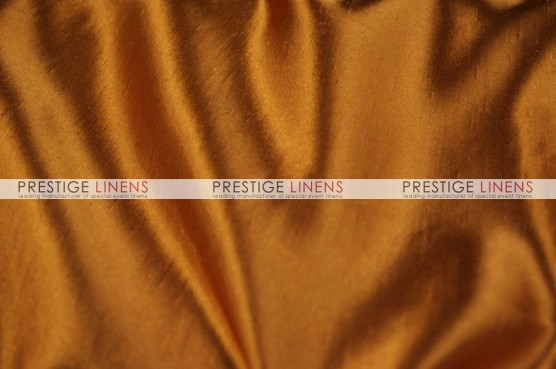 Shantung Satin Table Linen - 336 Cinnamon