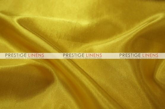 Shantung Satin Table Linen - 454 Pride Yellow