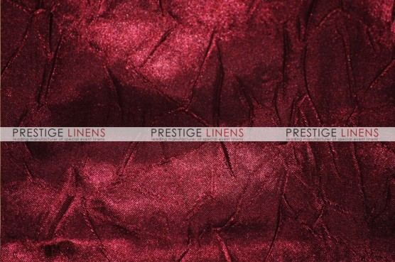 Crushed Bichon Draping - 628 Burgundy