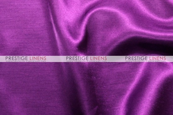 Shantung Satin Table Linen - 562 Pucci Fuchsia