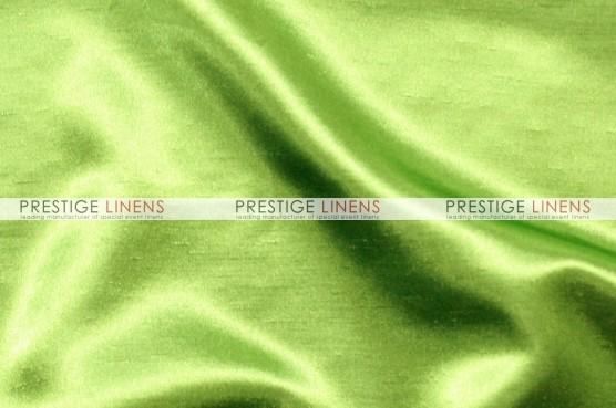 Shantung Satin Table Linen - 726 Lime